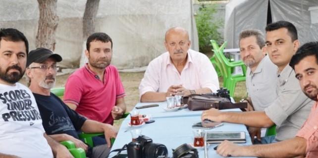 İznik Belediye Başkanı Osman Sargın Basın Bayramını Kutladı