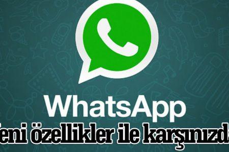 800 milyon aktif kullanıcısı olan WhatsApp güncellendi
