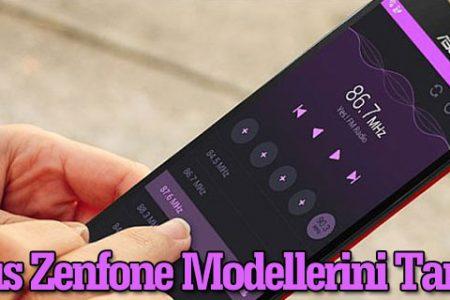 Asus Zenfone 2 Deluxe, Zenfone 2 Laser ve Zenfone Max modellerini tanıttı