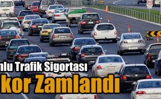Zorunlu Trafik Sigortası 200TL'den 2 Bin TL'ye çıktı
