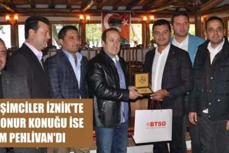 Genç girişimciler İznik'te buluştu
