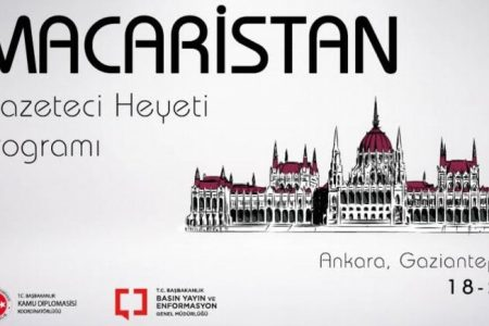 Macaristan gazeteci heyeti