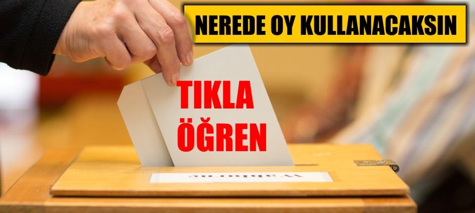 neredeoy