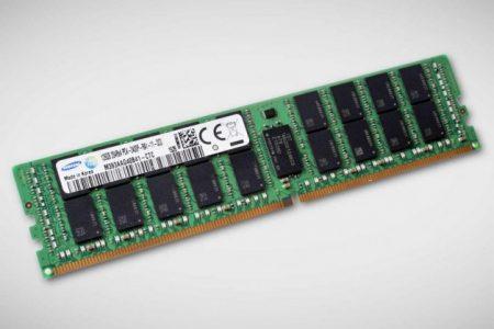 Samsung 128GB'lık RAM çıkartığını duyurdu!
