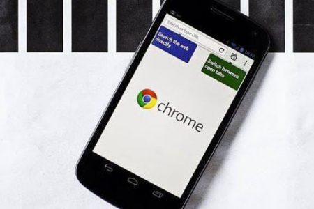 Chrome Android Etkisiyle Aylık 800 Milyon Kullanıcıyı Buldu