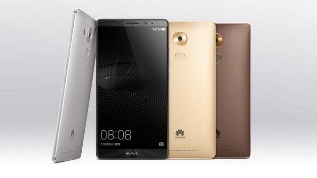 Huawei Mate 8 tanıtıldı! Huawei Mate 8 özellikleri ve fiyatı