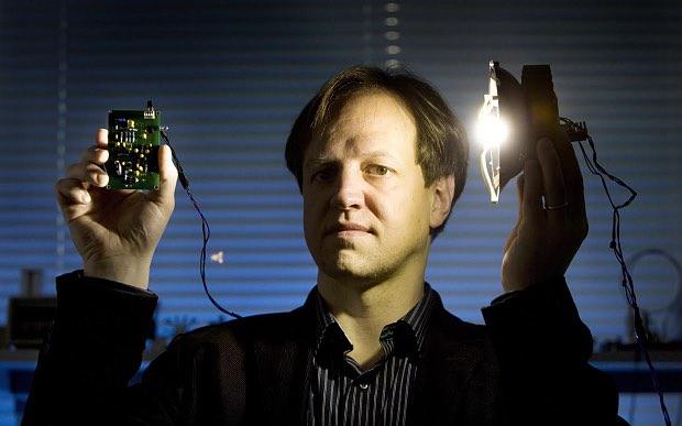 Li-Fi teknoloji internet hızını 100 kat artıracak