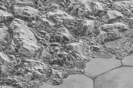 Plüton'un yeni 2K fotoğrafları görüntülendi