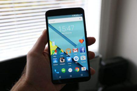 Google Nexus 6 artık satılmayacak