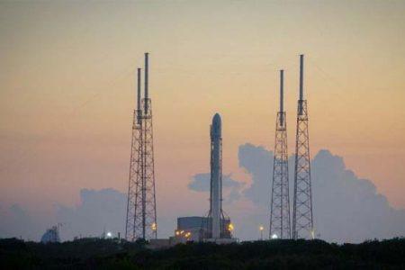 SpaceX roketleri fırlatıldı