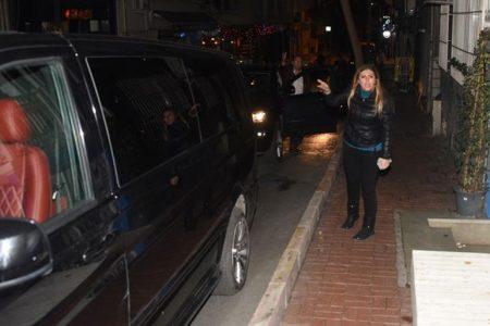 Bülent Ersoy: Çek arabayı şöför!