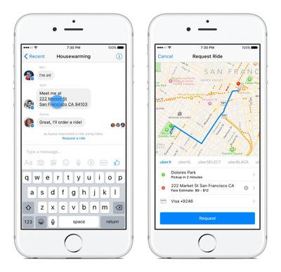 Facebook Taksi Uygulaması nedir? Facebook taksi mi çağıracak?