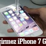 Su Geçirmez iPhone 7 Geliyor! İşte iPhone 7 Özellikleri..