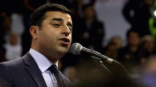 Selahattin Demirtaş'ın Kürdistan Açıklamasına Başsavcılıktan Soruşturma