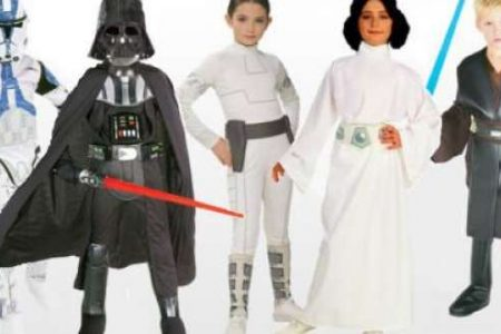 Star Wars kostümleri rekor kırıyor, Migros ise sunuyor