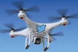 Twitter Drone İle Paylaşım Yapma Uygulaması Geliştiriyor