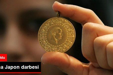 Japonya Gram Altına Damga Vurdu. Hiçte İyi Olmadı