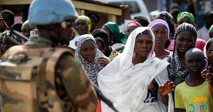 Orta Afrika 'da Askerler Bize Tecavüz Ediyor İddiası
