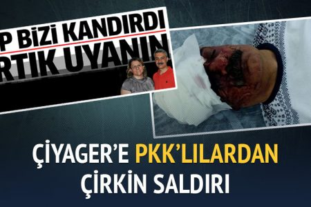 """Kürt Sanatçı """"HDP Bizi Kandırdı"""" Dedi, Saldırıya Uğradı"""