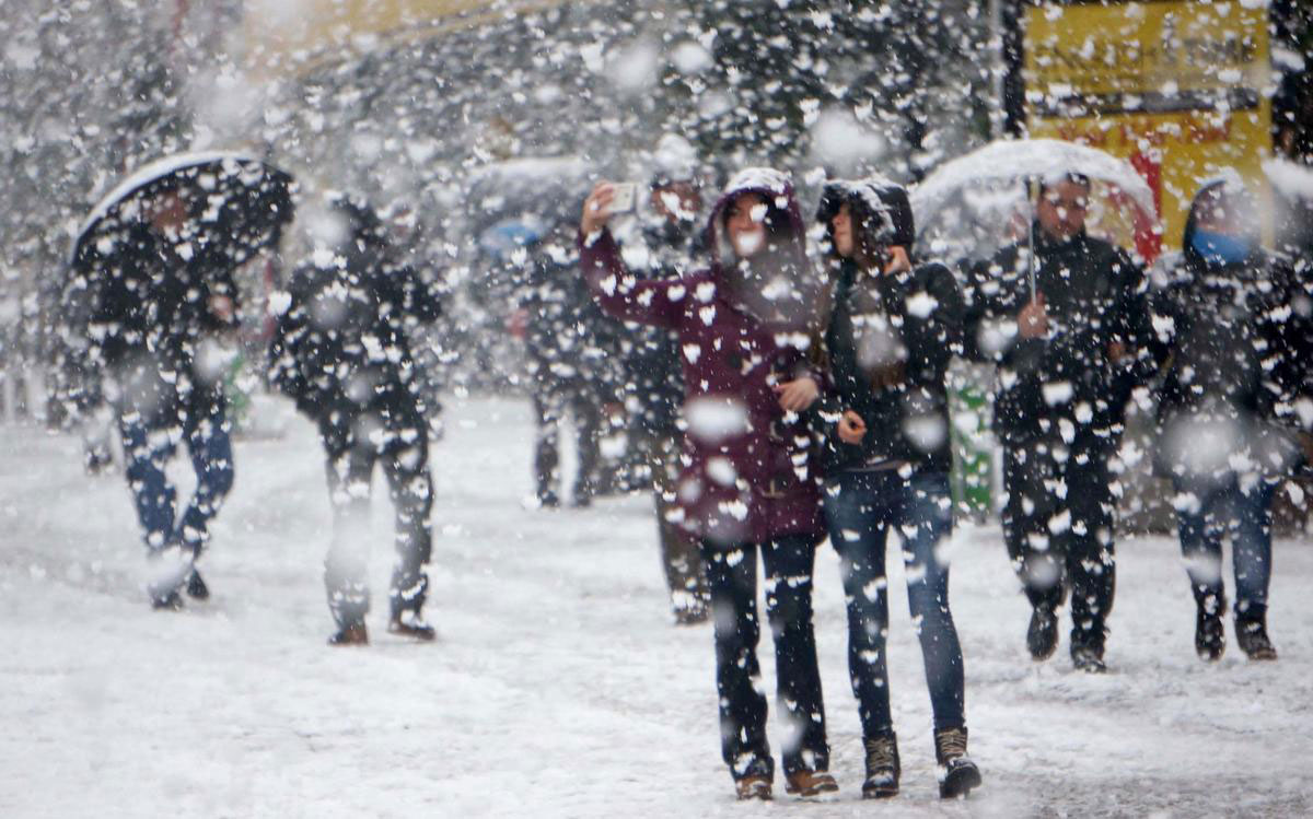 Meteorolojiden Ciddi Uyarı Geldi! Şubat Ayı Kar Var