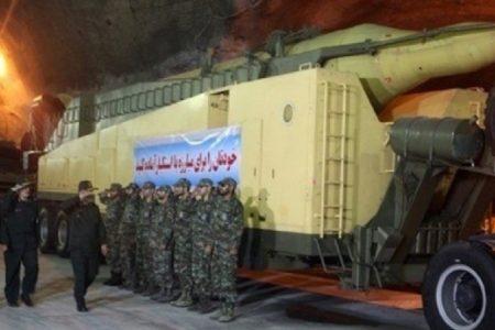 iran Donanmasından Başarılı Seyir Füzesi