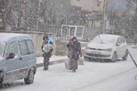 Meteoroloji'den İstanbul'da Kar Yağışı Uyarısı! Kar Yağışı Ne Zaman Başlayacak
