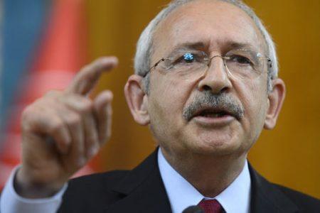 Kılıçdaroğlu : Angajman Kurallarına Uyulmuyorsa Gereği Yapılmalı