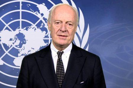 PYD Eş Bakanı Müslim ile BM Temsilcisi Gizlice Görüştü