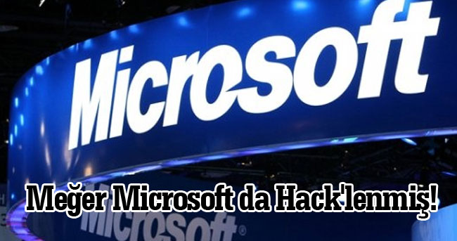 Teknoloji devi Microsoft hack'lendiğini tüm dünyadan saklamış!