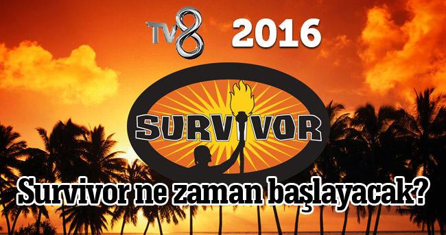 Survivor ne zaman başlayacak? Survivor'da bu sene hangi ünlüler yarışacak?