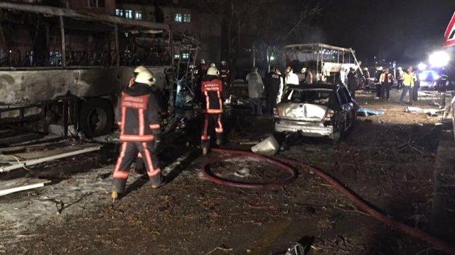 Kürdistan Özgürlük Şahinleri TAK Ankara Saldırısı Üstlendi