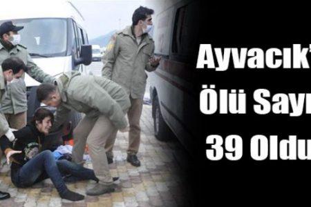 39 Mülteci Yakınları Tarafından Teslim Alındı