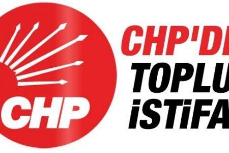 CHP 'de istifa şoku : Yönetim O İl'de düştü !