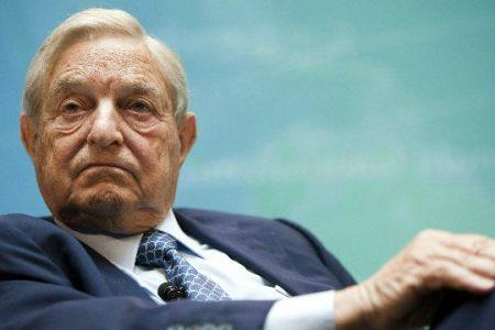 George Soros , Clinton'ın Kampanyasına Bağış Yaptı