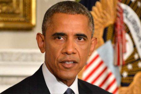 Obama 8 yıllık geçmişinde bir ilk gerçekleştirdi