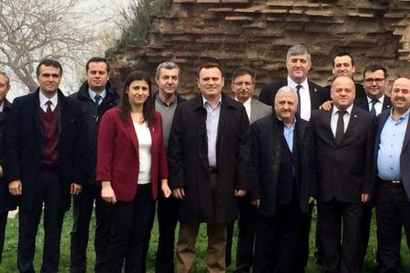 TSO genel sekreterleri İznik'te toplandı