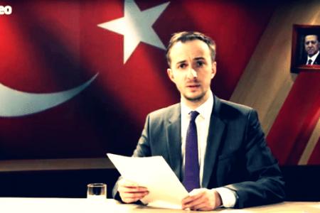Erdoğan Şiirini Okuyan Alman Muhabir Sınır Dışı Edildi