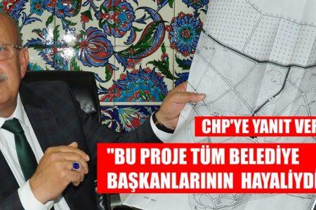 Sargın CHP'ye yanıt verdi