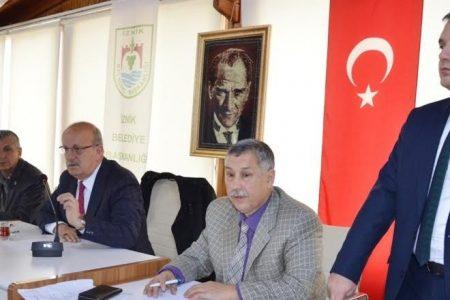 Kasım meclis toplantısı yapıldı