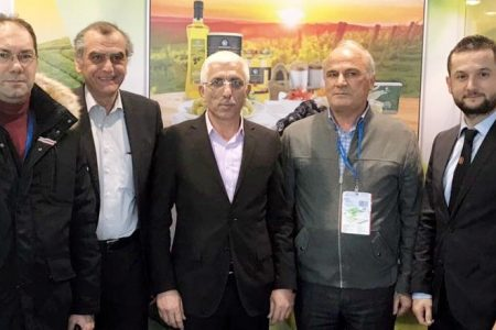 Zeytin üreticisinin umudu Marmabirlik'in hedefi Rusya pazarı